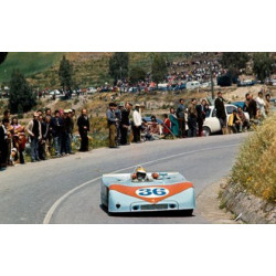 Fly PORSCHE 908/03 n°36 Targa Florio 1970