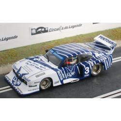 CARRERA FORD Capri Turbo Zakspeed n° 3