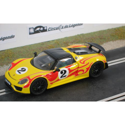 CARRERA PORSCHE 918 Spyder n°2