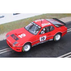 """Fly PORSCHE 924 GTP n° 19 """"Mas Slot"""""""