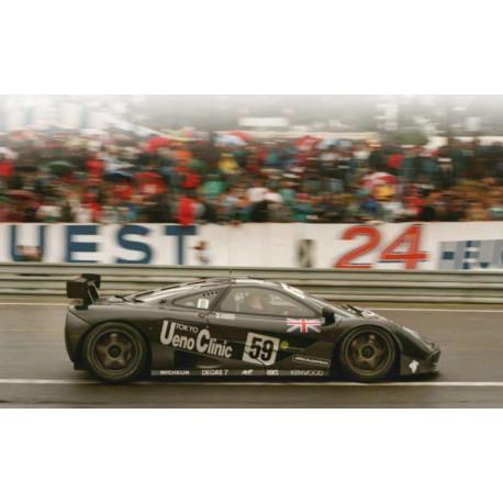 Revoslot McLAREN F1-GTR n°59 24H du Mans 1995