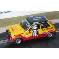 Le Mans Miniatures RENAULT 5 Alpine n°19