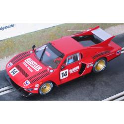 Carrera DE TOMASO Pantera gr.5 n°14 rouge digitale