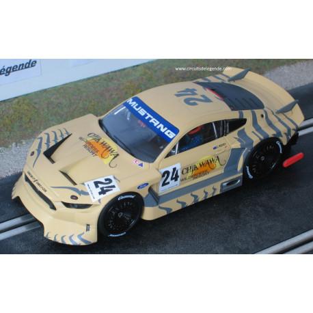 Carrera FORD Mustang GTY n°24 digitale