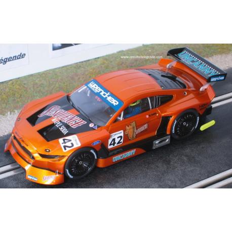 Carrera FORD Mustang GTY n°42 digitale