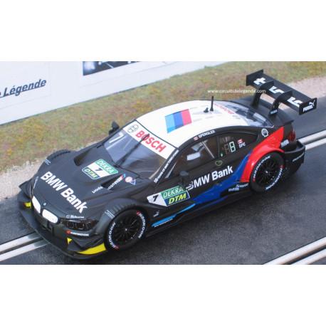"""Carrera BMW M4 DTM n°7 """"Spengler"""""""