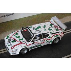 """Carrera BMW M1 n°201 """"Nürburgring"""""""