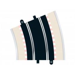 Scalextric. RAIL courbe R4 22°5 x1 pièce