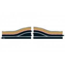 Scalextric RAIL Pit Lane DIGITAL (droit)