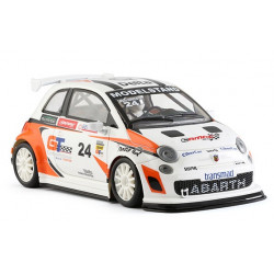 NSR FIAT Abarth 695 Assetto Corse n° 24
