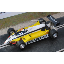 Nonno Slot RENAULT RE30B n°15 Prost
