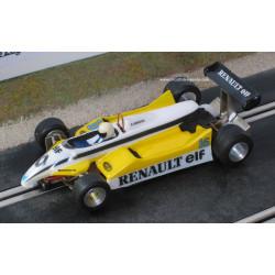 Nonno Slot RENAULT RE30B n°15 Arnoux