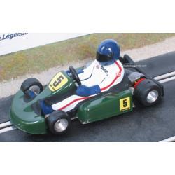 "Nonno Slot Kart blanc n°5 ""Jim"""