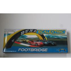 """Scalextric Pont-Passerelle """"Dunlop"""""""