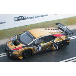 SIDEWAYS LAMBORGHINI Huracan GT3 n° 60