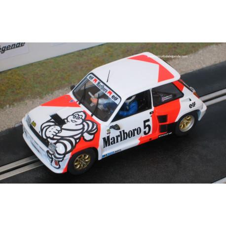 "Fly RENAULT 5 Turbo n°5 ""Marlboro"""