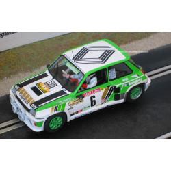 Fly RENAULT 5 Turbo n°6 Rallye de Lozère