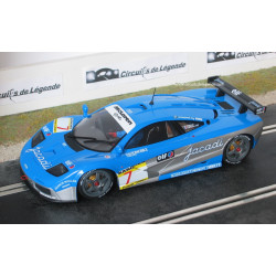 1/24° BRM McLAREN F1-GTR n°7 Donington 1995