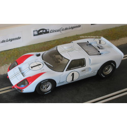 1/24° Carrera FORD GT40 MKII n°1 Le Mans