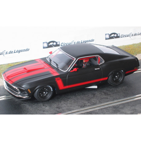 1/24° BRM FORD Mustang Boss 302 Black Edition