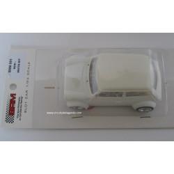 1/24° BRM AUSTIN Mini Cooper kit (jantes petit diamètre)