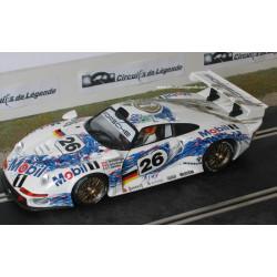 1/24° BRM PORSCHE 911 GT1n°26, 24H 1996