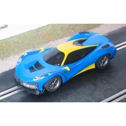 "Scalextric ""RASIO C20"" bleu"
