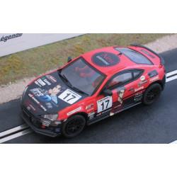 POLICAR TOYOTA GT86 racing n° 17