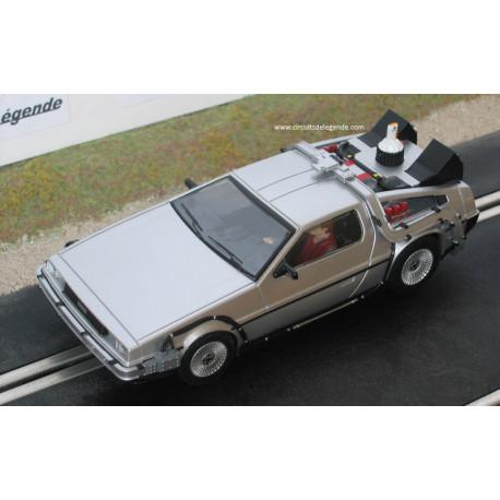 """Scalextric DeLorean DMC-12 """"Back to the Future 2"""""""