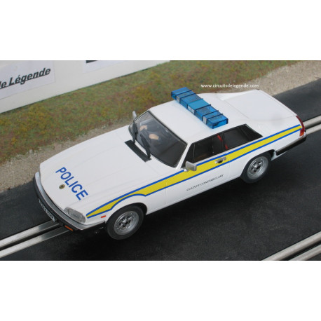 Scalextric JAGUAR XJ-S Police