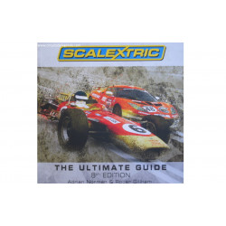 """LIVRE """"Scalextric , The Ultimate Guide 8th Edition"""""""