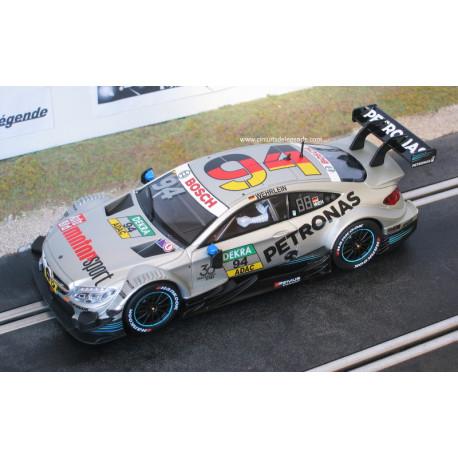 Carrera MERCEDES AMG C63 DTM n°94 digitale