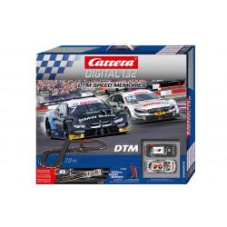.Carrera circuit digital 132 DTM SPEED MEMORIES