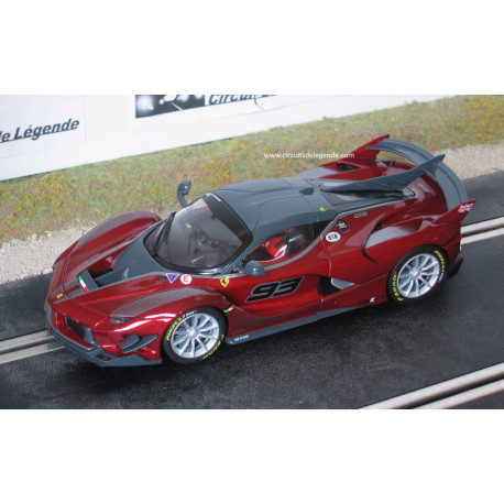 Carrera FERRARI FXX K Evo n°93
