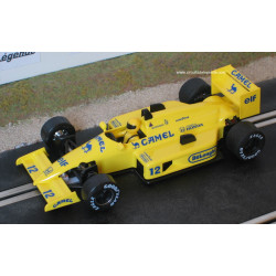 NSR FORMULE 1 LOTUS 99T n°12 1987 Senna