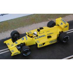 NSR FORMULE 1 LOTUS 99T n°11 1987 Nakajima
