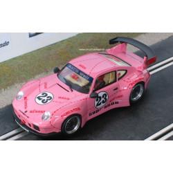 Revoslot PORSCHE 911 GT2 Pink n°23