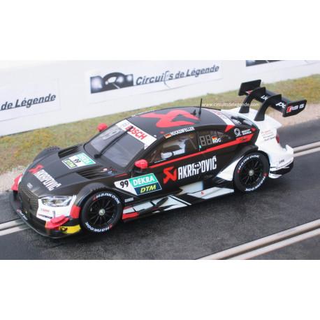 Carrera AUDI RS5 DTM n°99 Rockenfeller digitale