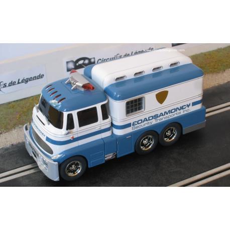 Carrera CAMION transport de fonds