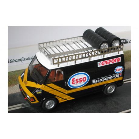 "Avant Slot fourgon Fiat 242 ""Esso Grifone"""