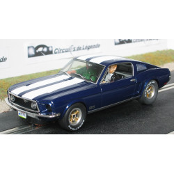 """PIONEER FORD Mustang Fastback 1968 """"Route 66"""""""