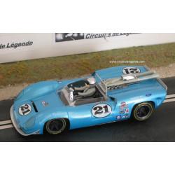 THUNDERSLOT LOLA T70 MK3 -Ford V8 n° 21