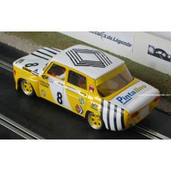 1/24° BRM RENAULT 8 Gordini 1965 n° 8