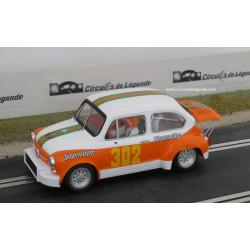 1/24° BRM FIAT Abarth 1000 TCR 1967 n° 302