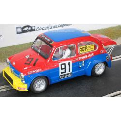 1/24° BRM FIAT Abarth 1000 TCR 1967 n° 91
