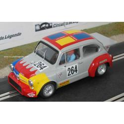 1/24° BRM FIAT Abarth 1000 TCR 1967 n° 264