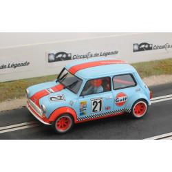 1/24° BRM AUSTIN Mini Cooper n° 21