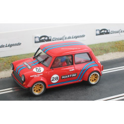 1/24° BRM AUSTIN Mini Cooper n° 28
