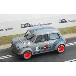 1/24° BRM AUSTIN Mini Cooper n° 89