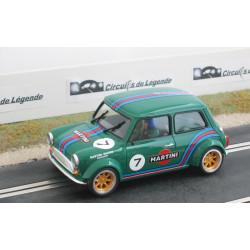 1/24° BRM AUSTIN Mini Cooper n° 7